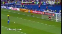 Video Penalti Alessandro Diamanti vs England EURO 2012