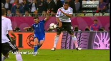 Video Jerman 4-2 Greece EURO 2012